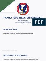 PPT 1 Understanding Family Business