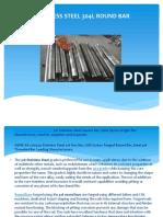 Stainless Steel 316 Round Bar
