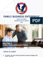 PPT 2 Family Business Life Cycle
