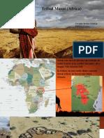 Tribul Maasai - geografie culturala