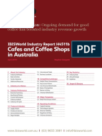 Cafes and Coffee Shops in Australia Industry Report Apr 2015