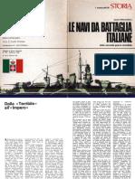 Le Navi Da Battaglia Italiane Della II Guerra Mondiale