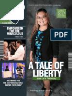 The Healing School Magazine - April 2017
