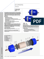 P70 80 Sealed Filter Driers