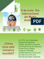 Presentacion Dia Mundial Del Medio Ambiente