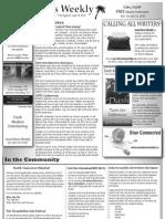 Good News Weekly - Vol 1.6 - July 23, 2010