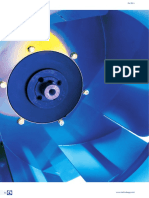 Centrifugal Fans for Air Handling Units