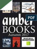 Amber Autumn/Fall 2017 Trade Books Publishing Catalog
