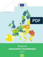 European Innovation Scoreboard 2017