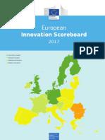 European Innovation Scoreboard 2017