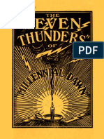 Seven Thunders of Millennial Dawn