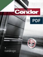 Catalogo Condor-Con Planos