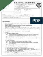 Para Informe 4 Procedimiento