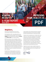 Councilmember Kenyan R. McDuffie 5 Year Report