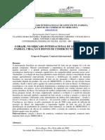 47 SOBER - O Brasil no mercado internacional de leite em pó-padrão, criação e desvio de comércio no Mercosul.pdf