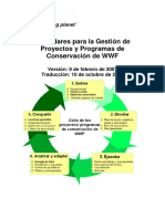 Wwf Standards Overview Spanish Feb 9 2007