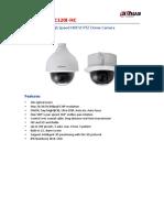 Domo Ptz Dh-sd50 52c120i-Hc