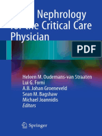 Acute Nephrology for the Critical Care Physician 2015th Edition