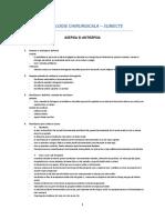 Semiologie Chirurgicala - Subiecte Rezolvate (an III)