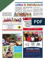 Education & Enrichment - June 2017 wkt