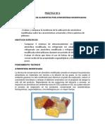 Objetivos, Materiales y Fundamento Teorico Atmosferas Modificadas