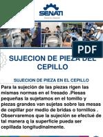 Plantilla Senati Sujecion Del Cepillo Jose Castillo Burgos
