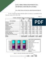 Analiza Chelt Comparative Austria, Marea Britanie, Romania
