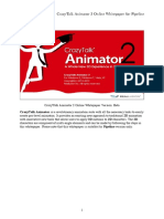 2. CrazyTalk Animator 2 Online Whitepaper for Pipeline