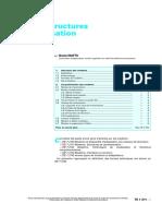 TE 7 211 Modems - Structures Et Caractérisation