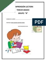 Compendio de Lecturas de Comprension Lectora 3 grado