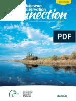 Saskatchewan Conservation Connection- Summer 2017