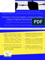 Human Rights Invite