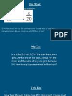 lesson 2 materials