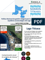 Pol#U00edtica Nacional Lago Titikaka