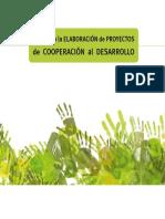 Guia Elaboracion Proyectos Cooperacion