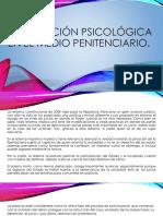 Evaluacion Psicologica en El Medio Penitenciario