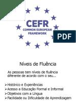 CEFR Presentation
