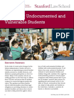 CCSA, YELP, SLS Policy Lab-Protecting Undocumented Students