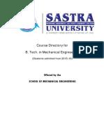 Scheme & Syllabi of 1- 4 Sem. - B.tech. Mech. Engg. 29112016