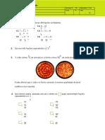 Frações equivalentes