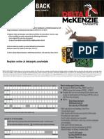 Delta_McKenzie Target Rebate