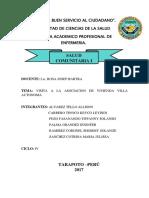 Comunidad Villa Autonoma