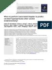 31 NS Predict Hyperperfusion Post Endart