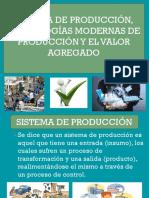 Sistema de Produccion Nuevo