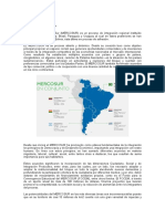 Mercosur - Pag Oficial