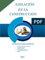 Trabajo Exposicion Legislacion Sistema de Ejecucion Contractual