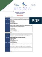 Program LI HRC Meeting FINAL