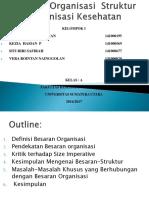 87152_tugas 6 Organisasi Kesehatan Kelompok 1 Kelas A