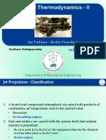 07 Applied Thermodynamics - Rocket Propulsion