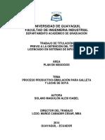 Tesis SOYA PDF